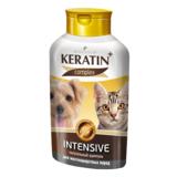 Rolf Club Шампунь KERATIN+ Intensive для жесткошерстных кошек и собак
