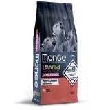 Monge Dog BWild LOW GRAIN Puppy & junior низкозерновой корм из мяса оленя для щенков всех пород