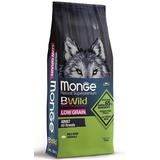 Monge Dog BWild LOW GRAIN низкозерновой корм из мяса дикого кабана для взрослых собак всех пород