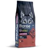 Monge Dog BWild LOW GRAIN низкозерновой корм из мяса оленя для взрослых собак всех пород