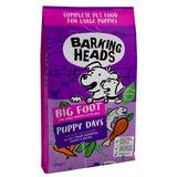 """Barking Heads сухой корм для щенков крупных пород, с курицей, лососем и рисом """"Щенячьи деньки"""", PUPPY DAYS LARGE BREED"""