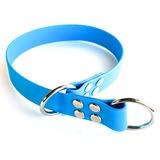 R-Dog Ошейник-удавка из биотана, голубой