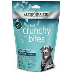 Arden Grange Crunchy Bites низкокалорийное лакомство для собак с курицей, 225 г