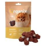 Organix лакомство для собак малых пород «Утиные гантельки» (100% мясо), Duck fillet/ dumbbell