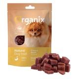 Organix лакомство для собак малых пород «Утиные кубики» (100% мясо), Ducky Dice