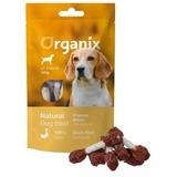 Organix лакомство для собак «Утиные гантельки» (100% мясо), Duck fillet/ dumbbell