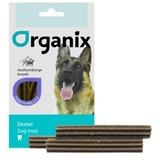 Organix палочки-зубочистки для собак средних и крупных пород, Dental Care