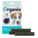 Organix палочки-зубочистки с эвкалиптом для собак малых пород, Dental Care Eucalyptus