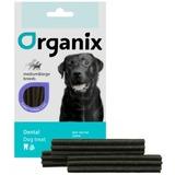Organix палочки-зубочистки с эвкалиптом для собак средних и крупных пород, Dental Care Eucalyptus