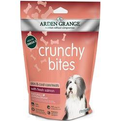 Arden Grange Crunchy Bites лакомство для собак с лососем, 225 г