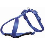 Trixie У-образная шлейка с мягкой подкладкой Premium Y-harness, цвет королевский синий