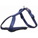 Trixie У-образная шлейка с мягкой подкладкой Premium Y-harness, цвет индиго