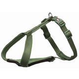 Trixie У-образная шлейка с мягкой подкладкой Premium Y-harness, цвет лесной