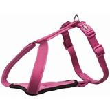 Trixie У-образная шлейка с мягкой подкладкой Premium Y-harness, цвет орхидея