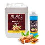 MILORD SHAMPOO MANDORLE шампунь для кошек и собак увлажняющий с пантенолом и маслом миндального ореха