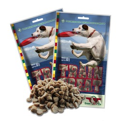 Green Cuisine ДРЕССУРА №1 утка+тунец лакомство для собак (Грин Кьюзин), 50 гр., арт. 031