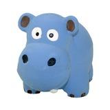 Homepet игрушка для собак: Бегемот с пищалкой, 8 см