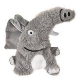 Homepet игрушка для собак Слоник с пищалкой, 17.5*16 см