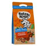 """Barking Heads сухой корм для собак малых пород с чувствительным пищеварением, с курицей и рисом """"До последнего кусочка"""", BOWL LICKIN' CHICKEN"""