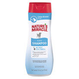 Nature's Miracle Puppy Shampoo Шампунь для щенков с контролем запаха, аромат свежего хлопка
