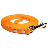 R-Dog Поводок из биотана (Biothane USA), усиленный стальной карабин, цвет абрикосовый