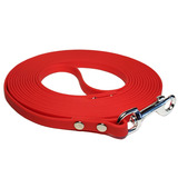 R-Dog Поводок из биотана, для мелких и карликовых пород, цвет красная карамель