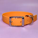 R-Dog Ошейник из биотана (Biothane USA), металлическая пряжка, цвет абрикосовый
