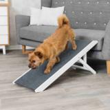 Trixie Пандус для собак, регулируемый по высоте, 36 х 90 см, для собак весом до 40кг