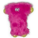 West Paw игрушка плюшевая для собак Zogoflex Rowdies Peet 28 см, цвет розовый