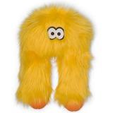 West Paw игрушка плюшевая для собак Zogoflex Rowdies Wilson 25 см, цвет желтый