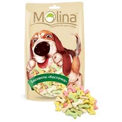 Molina бисквиты «Косточка», 80 гр.