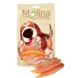 Molina Куриное филе, 80 гр.
