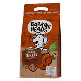 """Barking Heads беззерновой сухой корм для собак, с индейкой и бататом """"Бесподобная индейка"""", TOP DOG TURKEY"""