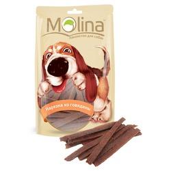 Molina Нарезка из говядины, 80 гр.