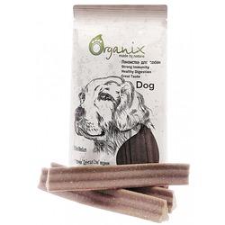"""Organix """"Зубные палочки Дентал Стик"""", медиум, Dental Sticks Medium, лакомство для собак, 140 гр."""