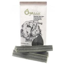 """Organix """"Зубные палочки Дентал Стик"""", медиум с эвкалиптом, (Dental Sticks Medium Fresh Eucaliptus, лакомство для собак, 140 гр."""