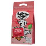 """Корм Barking Heads беззерновой сухой корм для собак, с лососем и картофелем """"Мисочку оближешь"""", POOCHED SALMON"""