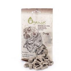 """Organix """"Нежные косточки"""" с ягненком и кальцием, Puppy Bones Calcium , лакомство для щенков, 100 гр."""