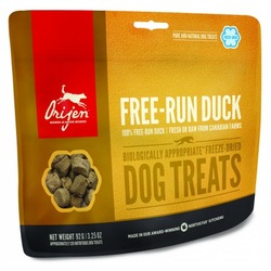 Orijen FD Free-Run Duck Dog лакомство для собак с уткой