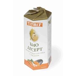 """TiTBit Печенье """"Био-десерт"""" с лососем, 350г"""