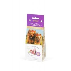TiTBit Печенье Pallini с ягненком , 125 гр.