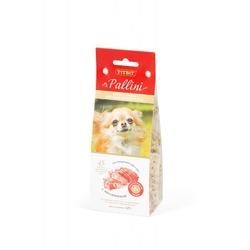 TiTBit Печенье Pallini с телятиной , 125 гр.