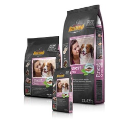Belcando ADULT FINEST CROC корм для собак привередливых к еде, с эффектом соуса.