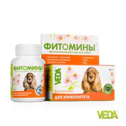 Веда ФИТОМИНЫ® для иммунитета, 100 шт.