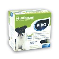 Viyo Puppy 7х30мл. пребиотический напиток для щенков