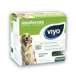 Viyo Adult 7 шт.х30мл. пребиотический напиток для взрослых собак