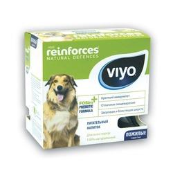 Viyo Senior 7 шт.х30мл. пребиотический напиток для собак старше 7-ми лет