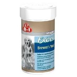 8 in 1 Brewers Yeast пивные дрожжи для кошек и собак