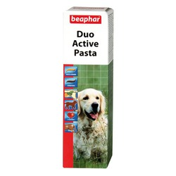 Beaphar Мультивитаминная паста Duo-Active Paste For Dogs, 100 гр.