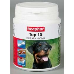Beaphar Top 10 For Dogs — Пищевая добавка с L-карнитином